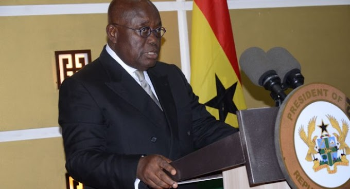 Akufo-Addo drops names of 212 MMDCEs