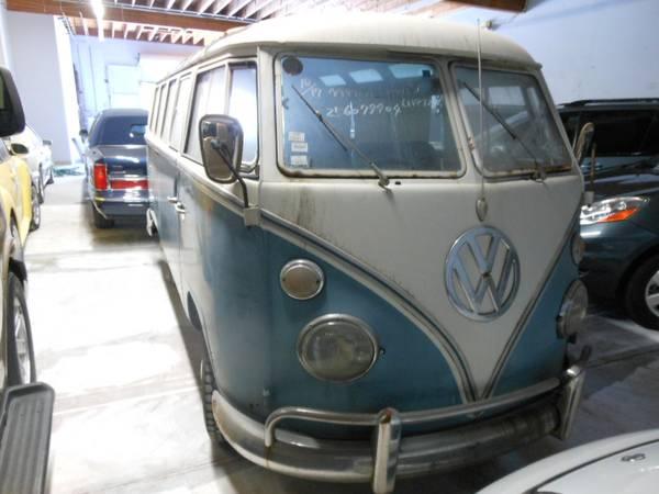 Rare Sliding Door T1 Bus