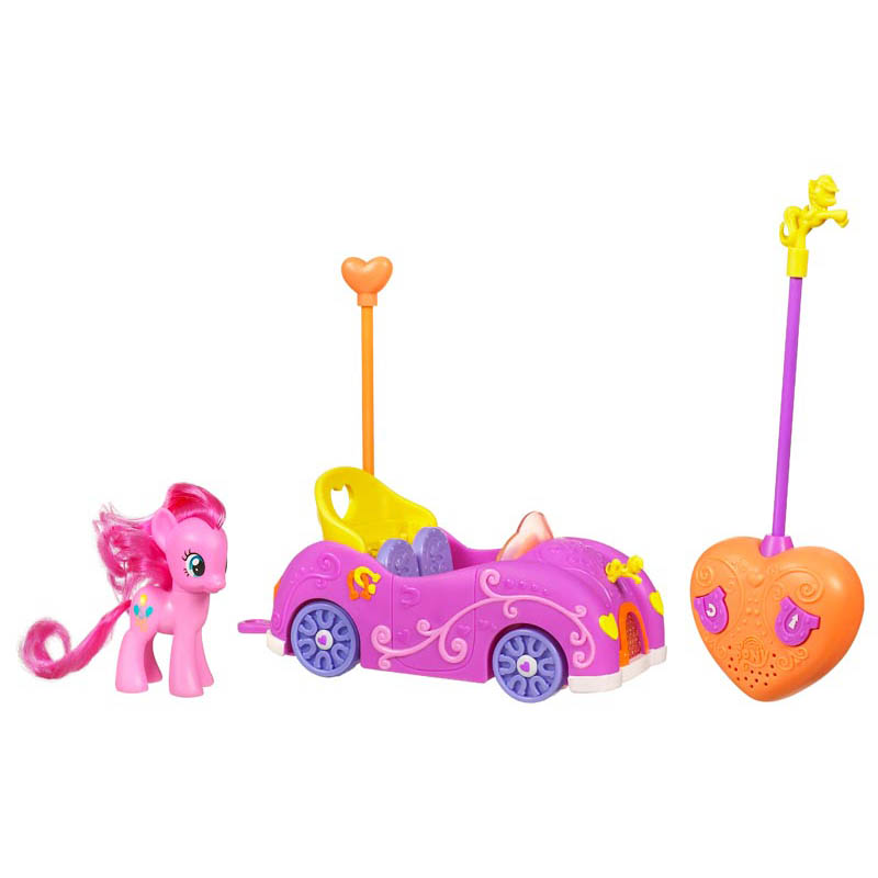 Original Series Pinkie Pie's Rc Car Brushables