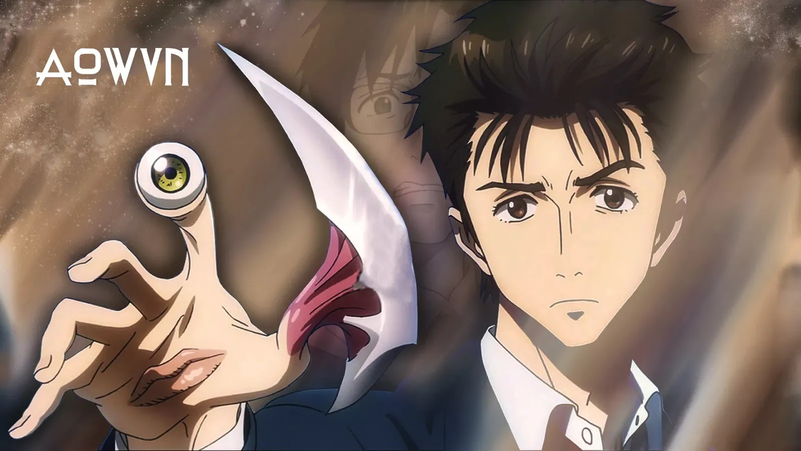 AowVN.org min%2B%25281%2529 - [ Anime 3gp Mp4 ] Kiseijuu: Sei no Kakuritsu - Kí Sinh Thú | Vietsub - Tuyệt Hay