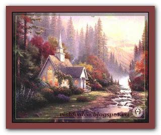 "Candamar 51416 ""Forest Chapel"""