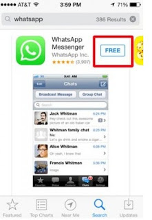 WhatsApp Messenger 2.8.6 for Free Download