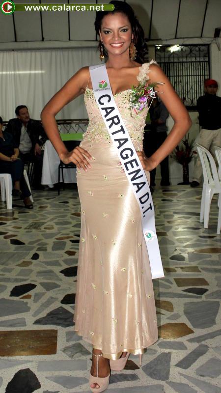 Cartagena De Indias, D. T. y C. - Gladys del Carmen Cano Chacón