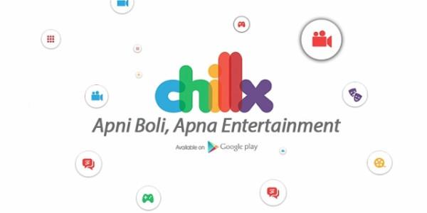 Reliance Chillx Mobile App