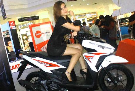 Spesifikasi Model dan harga OTR Honda Vario 150 eSP