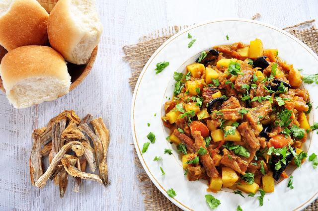 Bombil (Bombay Duck) Chilli Fry