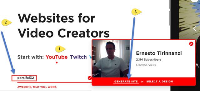 creare-sito-da-youtube