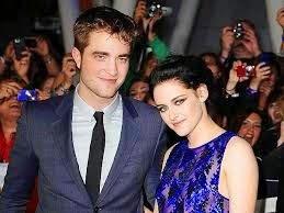 Kristen Stewart dan Robert Pattinson