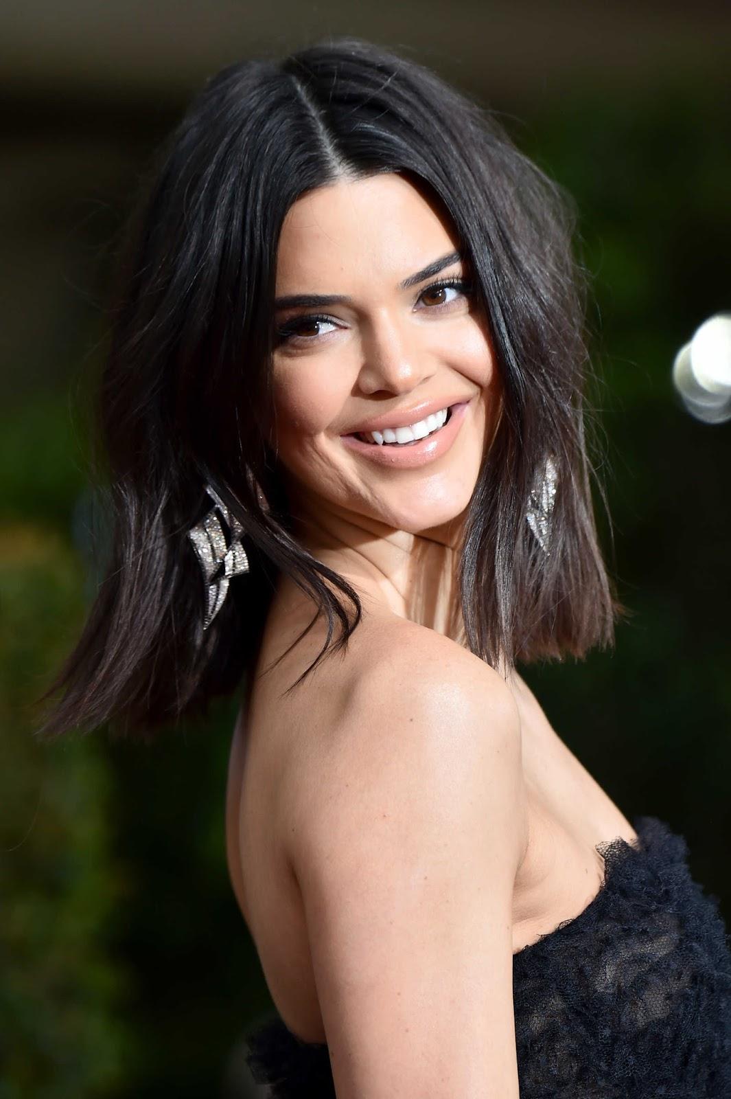 Kendall Jenner Lips 2018