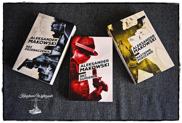 Trylogia Szpiedzy Aleksander Makowski, sprawi że zrozumiesz...