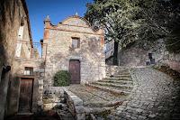 Rocca d'Orcia, Chiesa di San Sebastiano - Val d'Orcia
