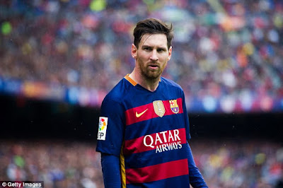 f0ca538af BARCELONA FANS AREN T ALLOWED TO WEAR MESSI S JERSEY IN UNITED ARAB ...