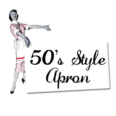 So Sew Pretty: 50's Style Apron Workshop in Dumfries