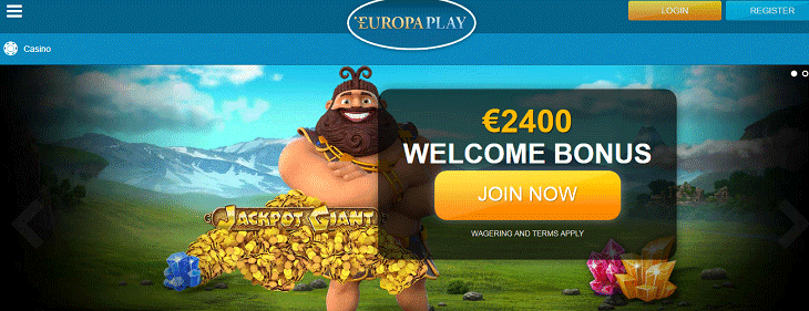 Casino Online Europaplay
