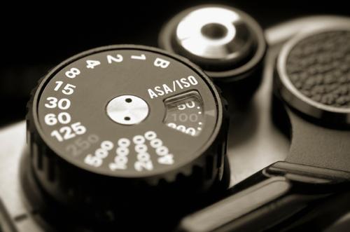 ISO Speed Film Speed