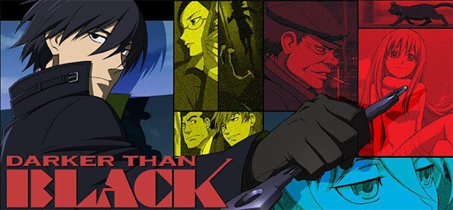 Download Darker than Black: Kuro no Keiyakusha BD Sub Indo : Episode 1-25 END | Anime Loker