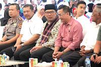 Walikota Bima dan Walikota Bandung Teken MoU Kerjasama Smart City