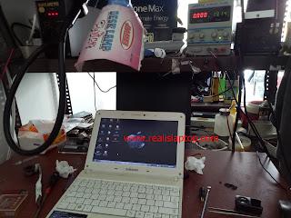 Service ic power Laptop Samsung N145