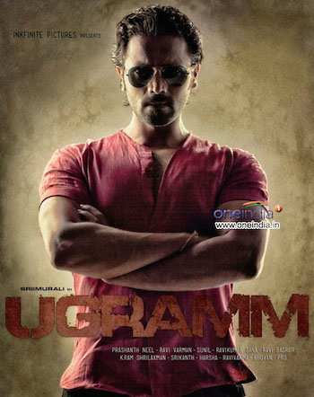 Ugramm 2014 UNCUT Hindi Dual Audio 480p HDRip 400MB
