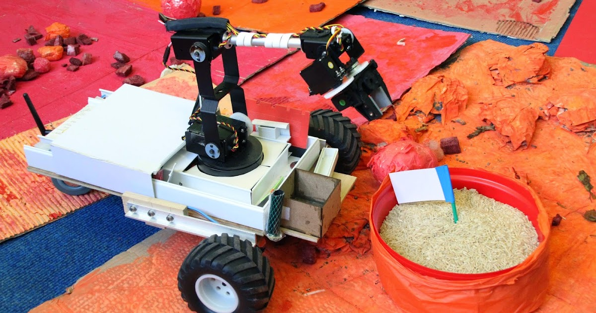 mars rover school project - photo #9