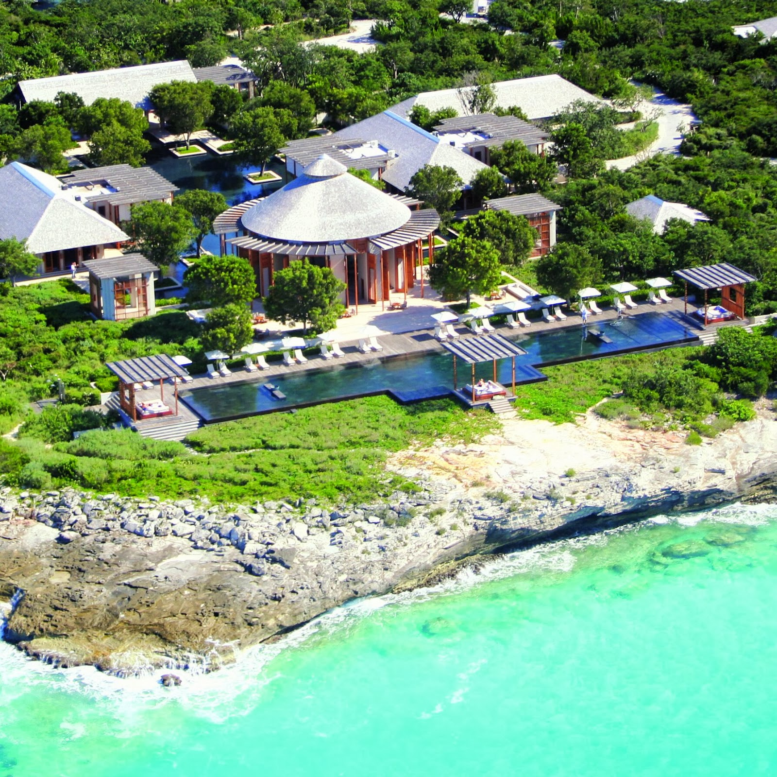 """Island Resort: Wallpaper: Beauty Of Nature """"Turks And Caicos Islands"""