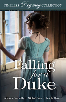 Heidi Reads... Falling for a Duke (Timeless Regency Collection) by Rebecca Connolly, Nichole Van, Janelle Daniels