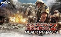 Modern Combat 2: Black Pegasus apk + data