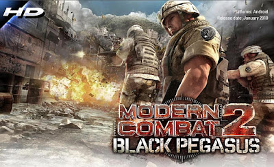 Download Game Android Gratis Modern Combat 2: Black Pegasus apk + data