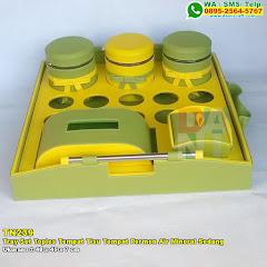 Tray Set Toples Tempat Tisu Tempat Permen Air Mineral Sedang