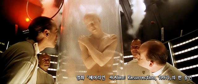 에이리언4(Alien: Resurrection, 1997) scene 01