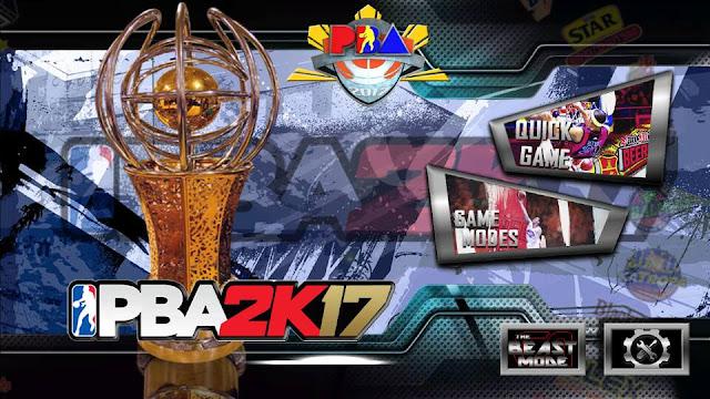 Download PBA 2k17 APK OBB Game
