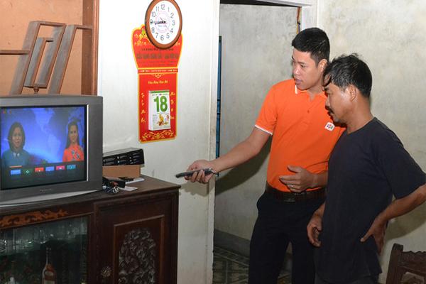 Truyền Hình Internet Miễn Phí Cho Hộ Nghèo Quảng Nam