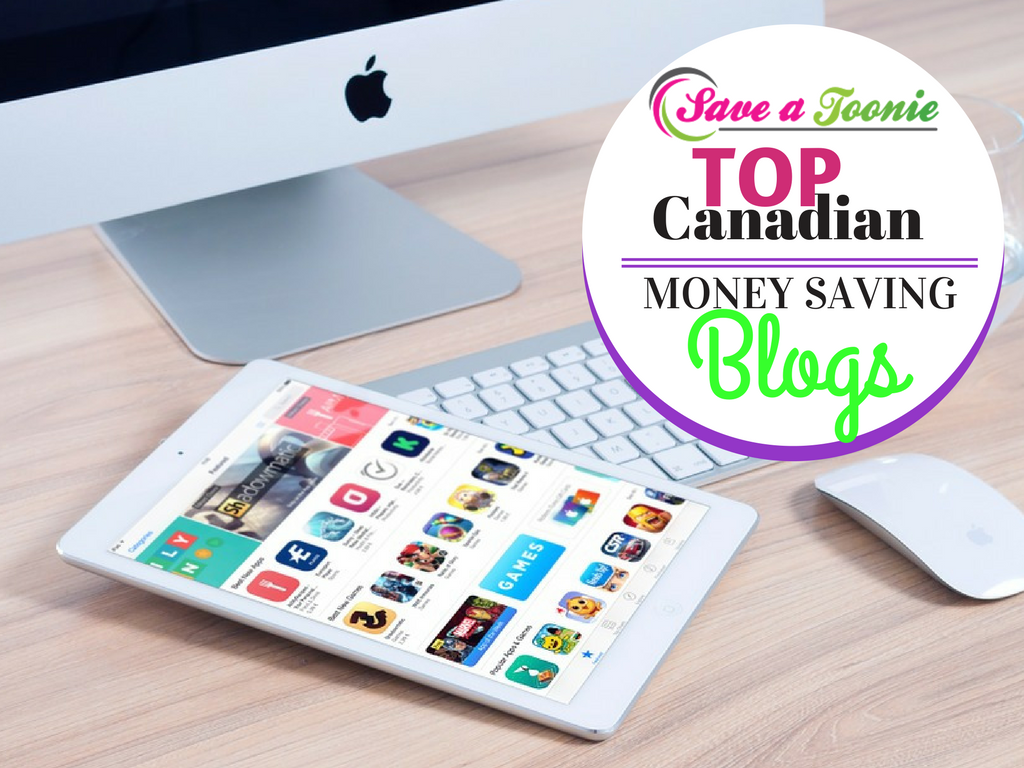 Top 7 Canadian Money Saving Blogs