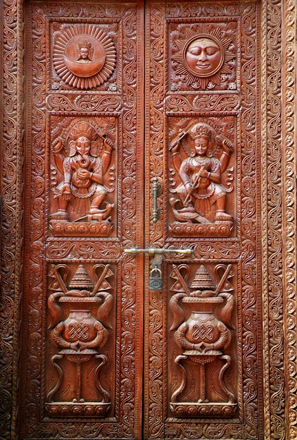 Masters Of Craft Traditional Woodcarving Of Nepal