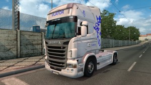 Vijator Skin for Scania RJL