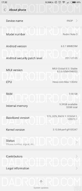 Cek ROM Xiaomi abal-abal atau asli