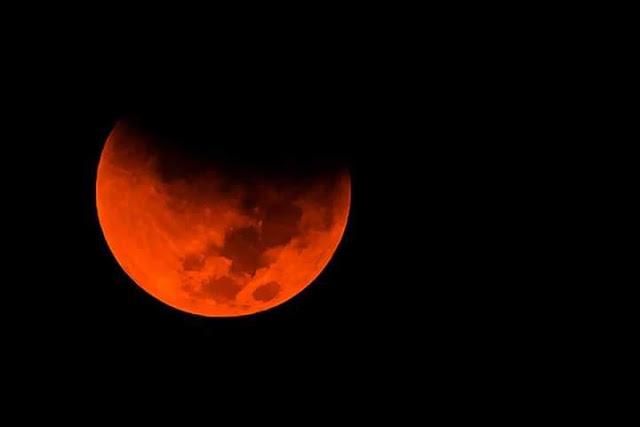 خسوف القمر المهدية