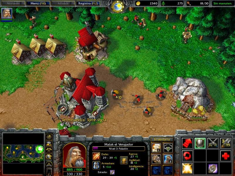 Descargar Warcraft 3 Expansion Fasrcw