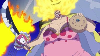 One Piece - Episodio 864