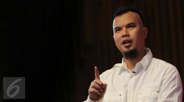 Ahmad Dhani Minta SBY Rayu Wiranto agar Tak Usung Ahok