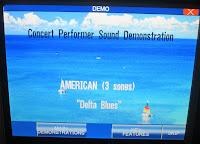 demo concert