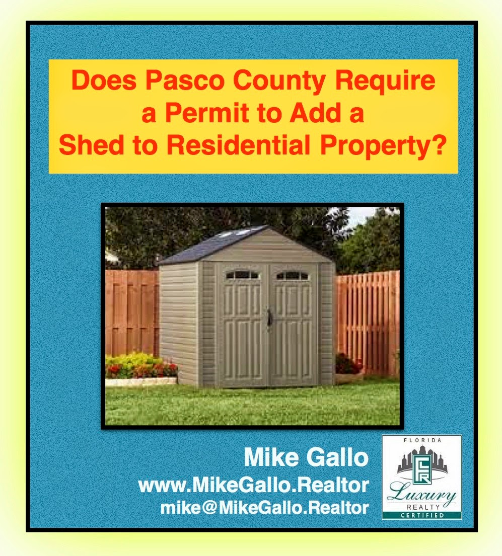 realtor mike gallo 39 s blog do i need a permit to put a shed on my residential property in pasco. Black Bedroom Furniture Sets. Home Design Ideas
