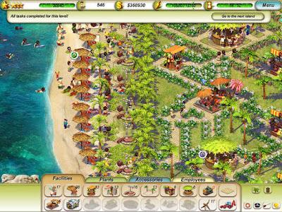 download game gratis paradise beach terbaru 2016