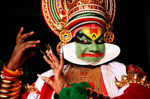 Rendezvous With Kathakali – Classical Dance Drama