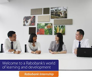 Rabobank Internship Program 2016