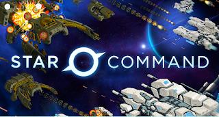 game perang antar kapal galaksi di ruang angkasa di android
