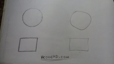 أساسيات الرسم بالرصاص