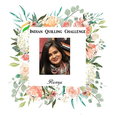 Design Team - Indian Quilling Challenge