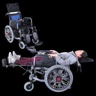 xe lăn điện gấp phục hồi chức năng