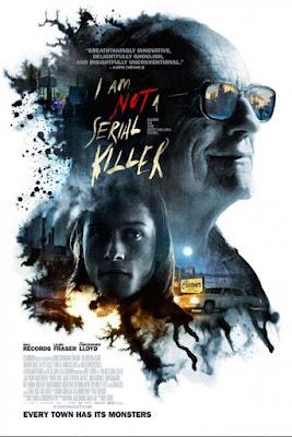 I Am Not a Serial Killer (2016) [SINOPSIS]